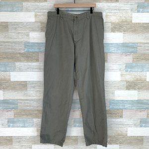 Columbia ROC Chino Pants Gray Beige